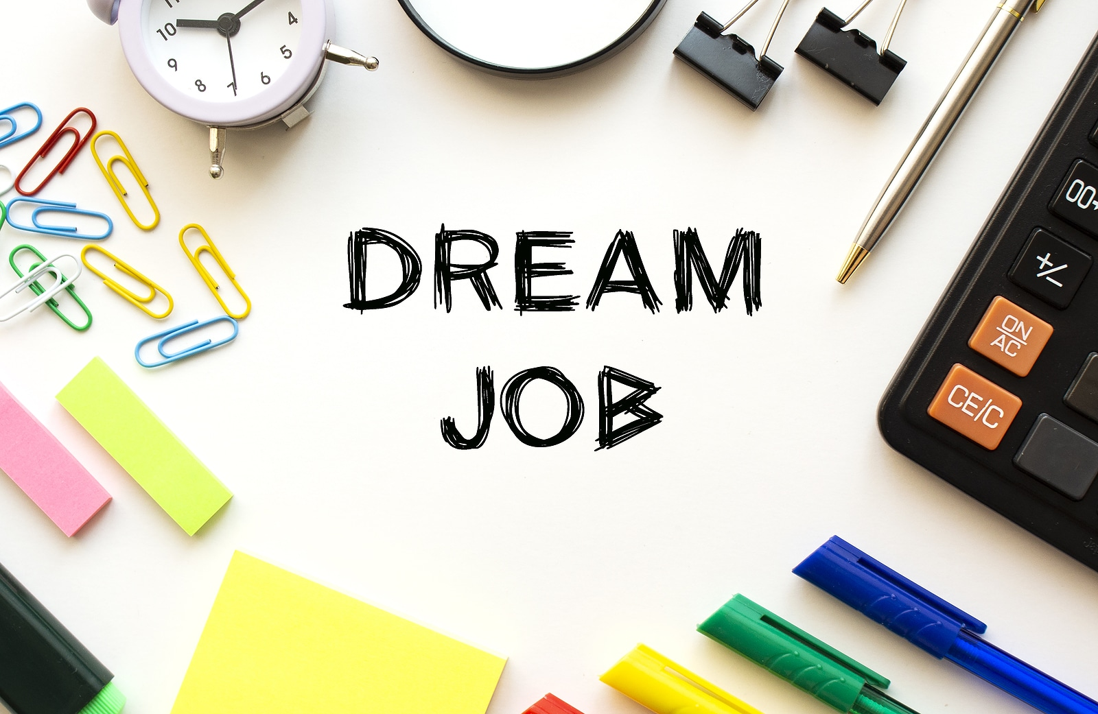 How to Find Your Dream Job - 7 Key Steps