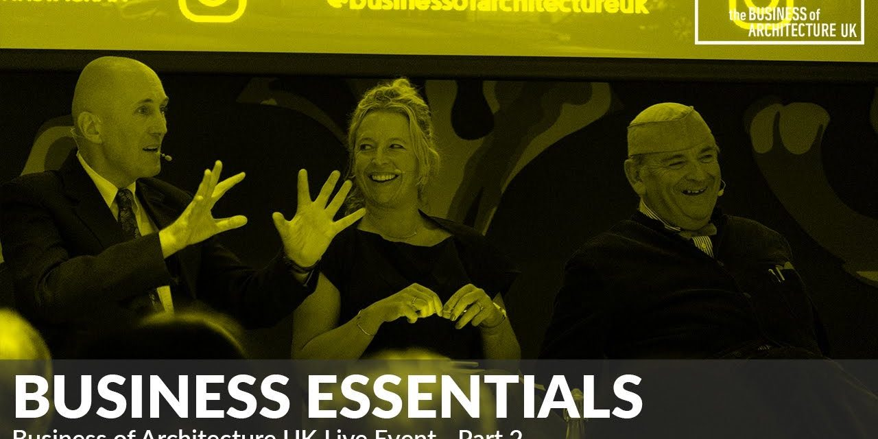 Business Essentials: BoA UK Live Event Panel Discussion