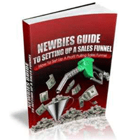 NEWBIES GUIDE TO SALES FUNNELS