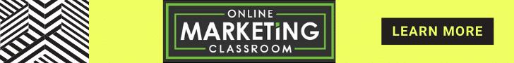 Online marketing classroom